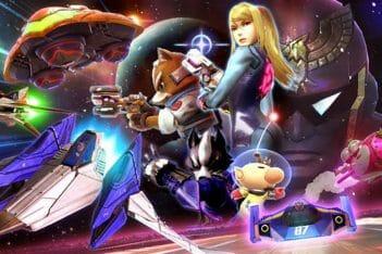 Super Smash Bros Ultimate Pilotos Torneo Switch