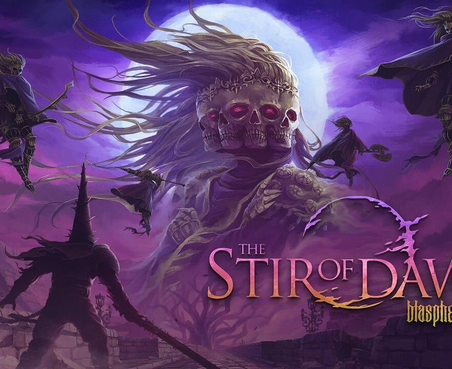 Blasphemous: Stir of Dawn