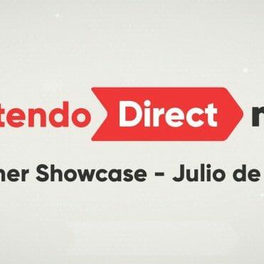 Primer Nintendo Direct Mini Partner Showcase Julio 2020