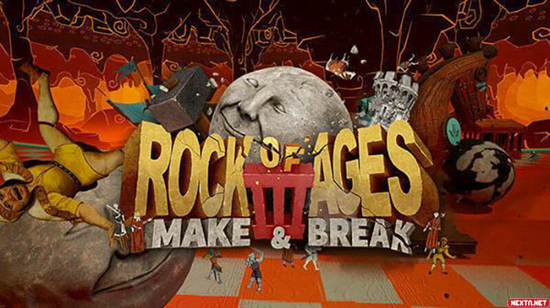 Rock of Ages II Switch