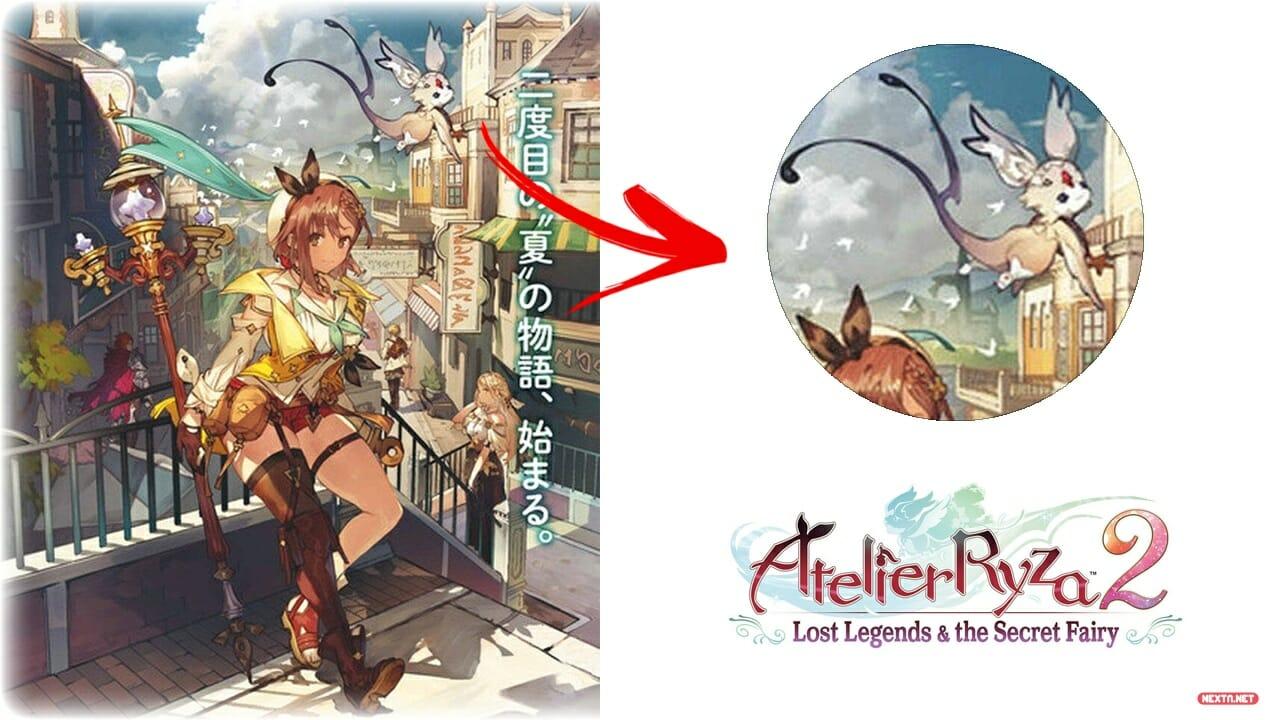 Atelier Ryza 2 Lost Legends & The Secret Fairy Hada Artwork Key Art Famitsu Nintendo Switch