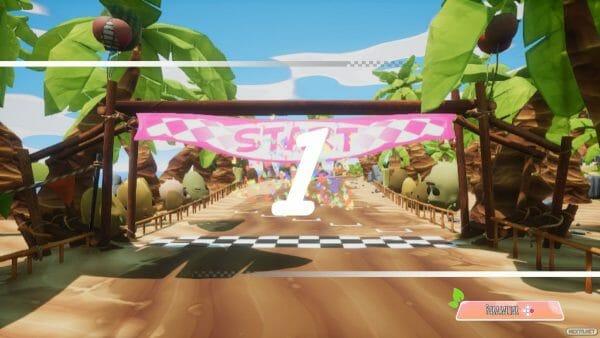 Análisis All-Star Fruit Racing