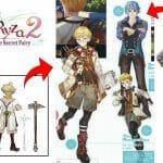 Atelier Ryza 2 Lost Legends and the Secret Fairy Tao Mongarten Bos Brunnen Primera Imagen Nintendo Switch