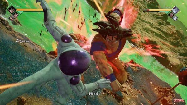 Jump Force Deluxe Edition Nintendo Switch Nuevas Capturas de Pantalla Imágenes Meruem DLC