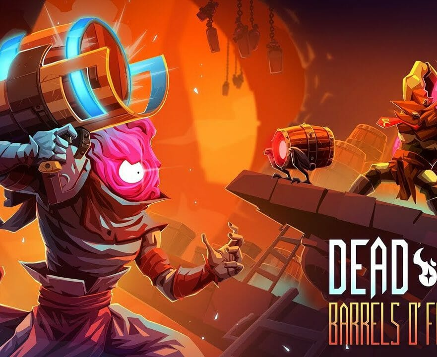 Dead Cells Actualización Gratuita BARRELS O' FUN Nintendo Switch