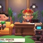Phil Spencer Animal Crossing