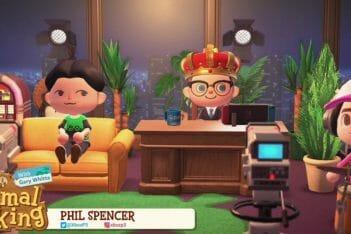Phil Spencer Animal Crossing