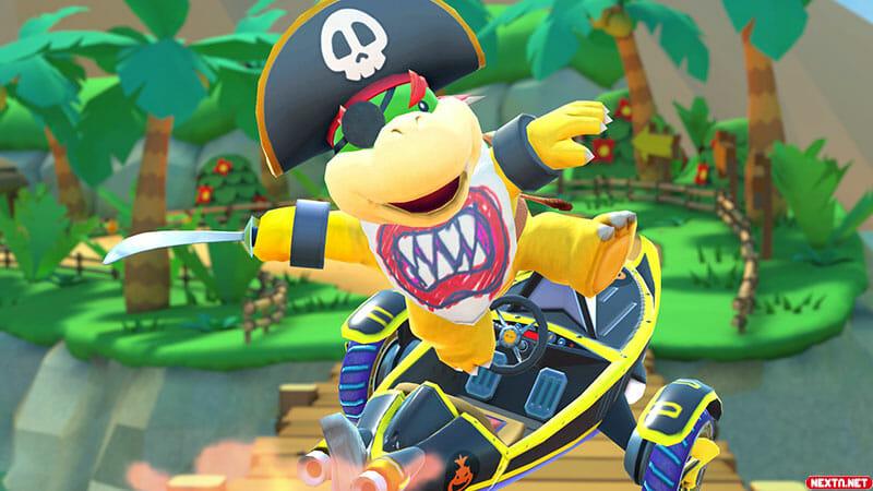 Pirate Tour Mario Kart Tour