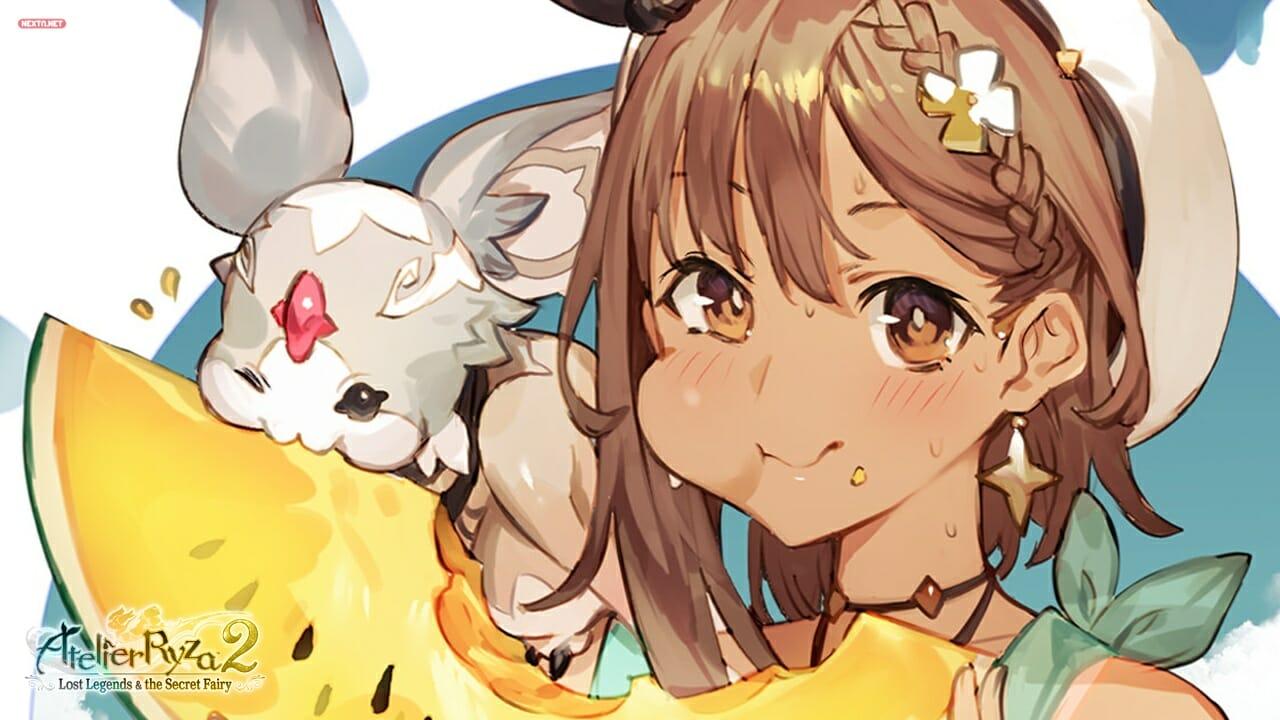 Atelier Ryza 2 Nueva Ilustración Artwork Toridamono Gust Celebra 80000 Seguidores Twitter Nintendo Switch