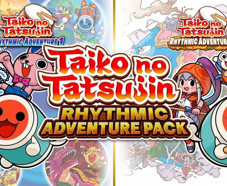 Taiko no Tatsujin Rhythmic Adventure Pack Anunciado Nintendo Switch Fecha de Lanzamiento Invierno