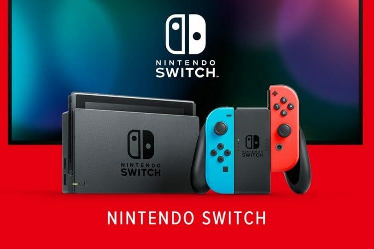 Recursos Omni Nintendo Switch Consola