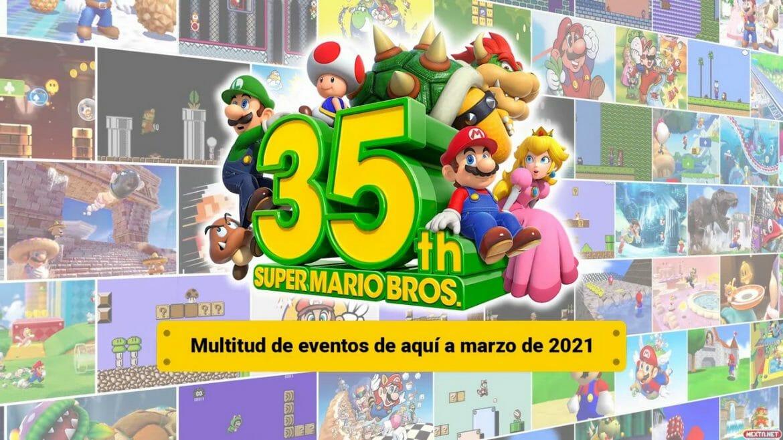 Mario anniversary