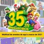 Mario aniversario