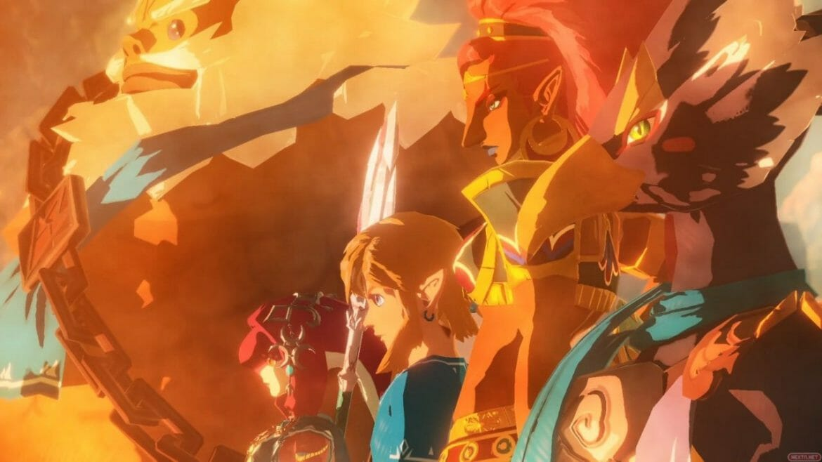 Hyrule Warriors: Age of Cataclysm