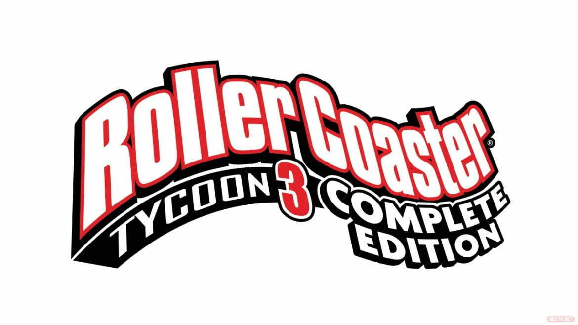 2009-08 Roller Coaster Tycoon 3 Complete Edition