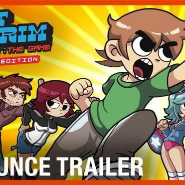 Scott Pilgrim Vs. the World: The Game Complete Edition Nintendo Switch