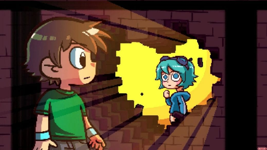 Scott Pilgrim Vs. the World: The Game Complete Edition Nintendo Switch
