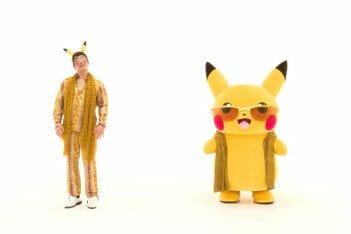 Pikachu Pikotaro
