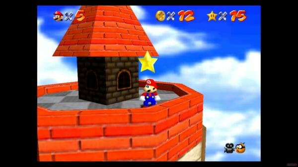 Análisis Super Mario 3D All-Stars Super Mario 64