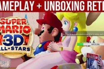 Gameplay Super Mario 3D All-Stars