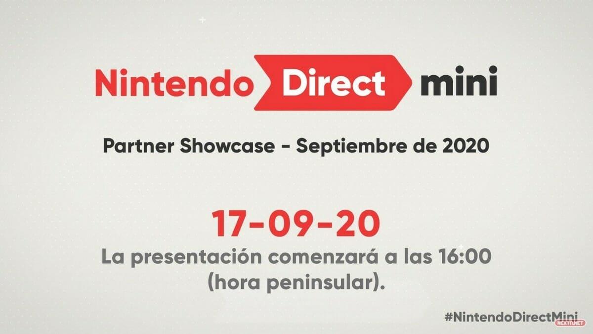 Nintendo Direct Mini Partner Showcase
