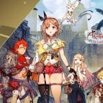 Atelier Ryza 2 Lent Exploración Capturas de Pantalla Nintendo Switch