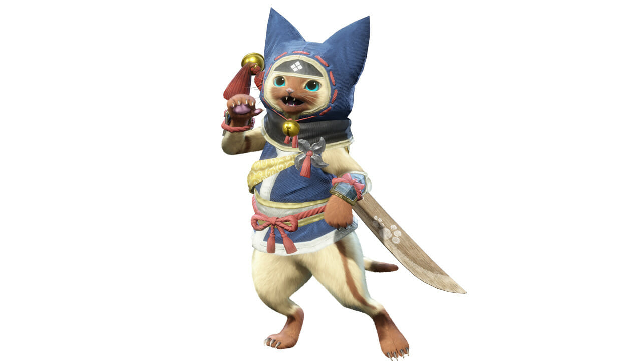 Monster Hunter Rise Felyne