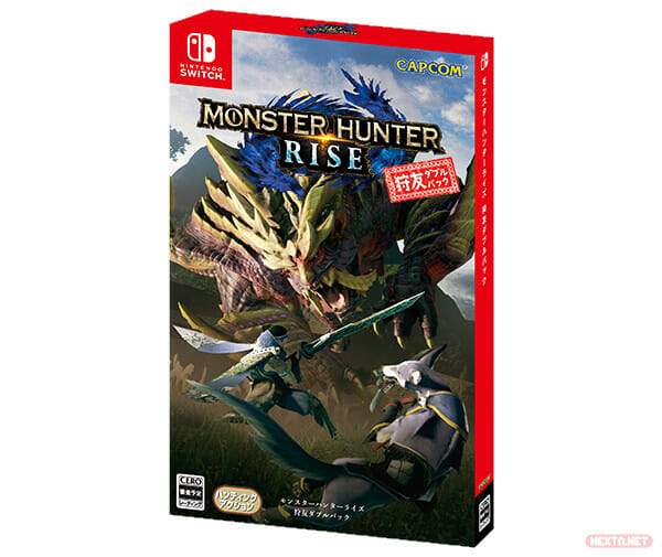 Monster Hunter Rise edición doble