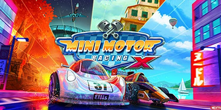 Mini Motor Racing X Switch