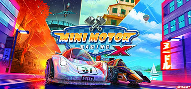 Mini Motor Racing X Switch