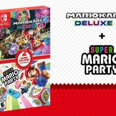 Mario Kart 8 Super Mario Party