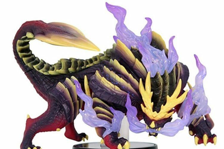 amiibo Monster Hunter Rise Magnamalo