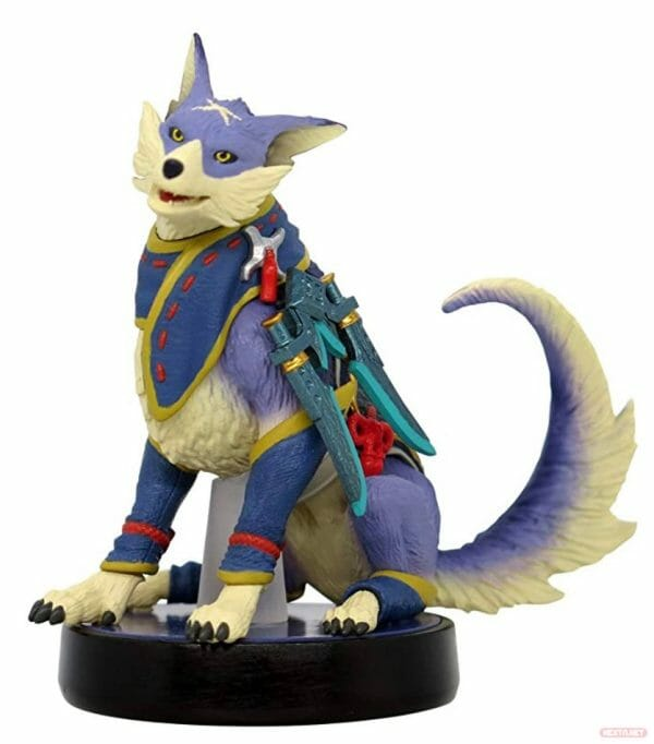 amiibo Monster Hunter Rise canyne