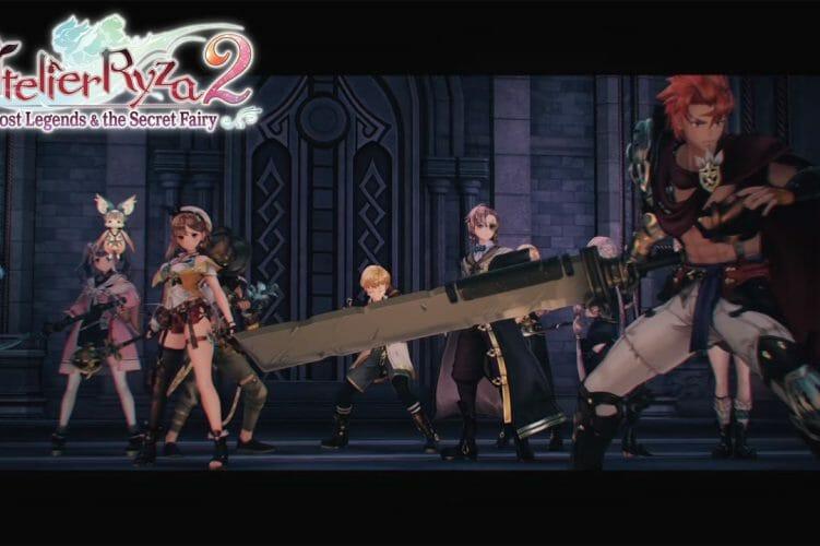 Atelier Ryza 2 Nuevo Tráiler Empel Lina Nintendo Switch