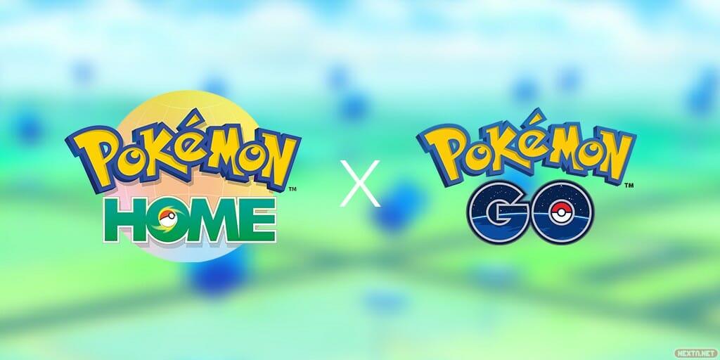 Pokémon GO Pokémon HOME