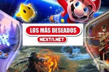 Los más deseados de NextN Septiembre 2020 Super Mario 3D All Stars Hades Ori Spellbreak Nintendo Switch
