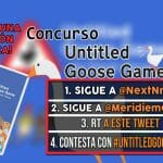 Concurso Untitled Goose Game Switch