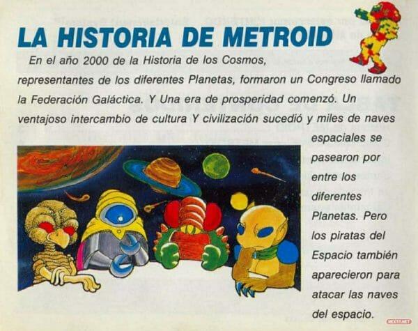 NESxtalgia Metroid