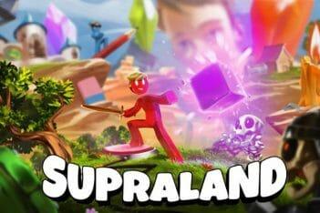 Supraland Switch