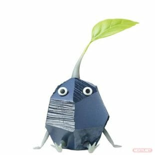 Pikmin 3 Deluxe Pikmin Pétreo