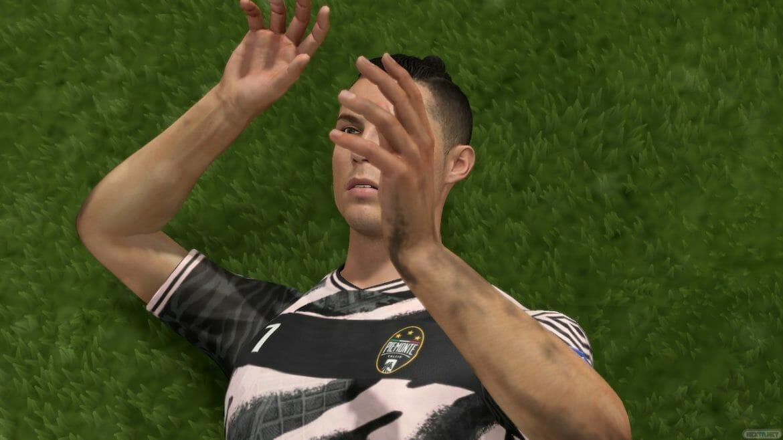 FIFA 21 Cristiano
