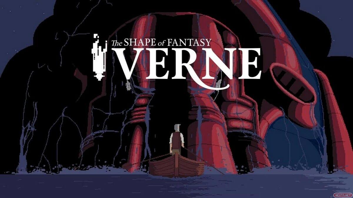 Verne Shape of Fantasy Nintendo Switch