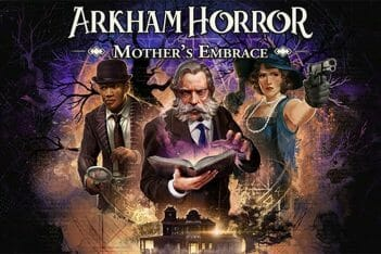 Arkham Horror Mother's Embrace Switch