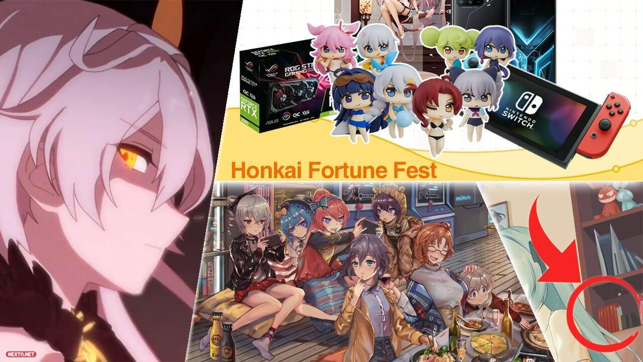 Honkai Impact 3rd Nintendo Switch PlayStation 5 Indicios