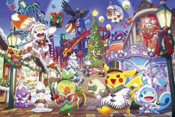 Pokemon Christmas Wonderland