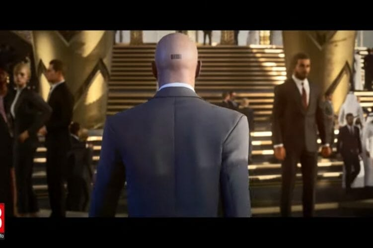 HITMAN 3 CLOUD VERSION Switch