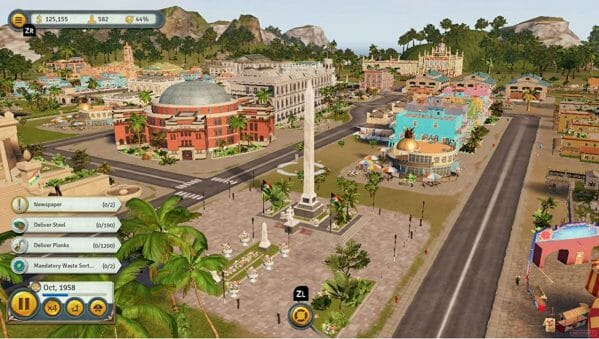 Tropico 6 Nintendo Switch 01