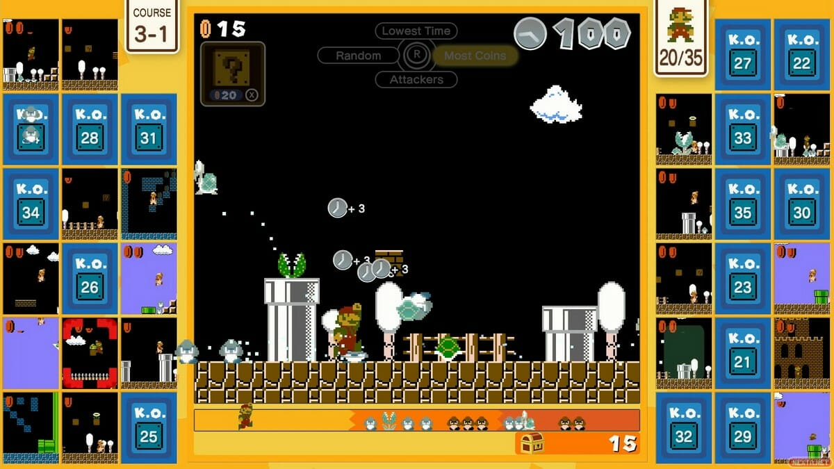 Halloween Mario Bros. 35