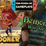 Ronda Gameplays Marooners Demon's Rise