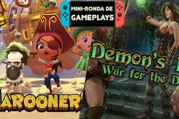 Ronda Gameplays Marooners Demon´s Rise